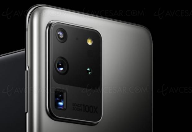 Capteur smartphone 150 Mpxls (!) en préparation chez Samsung pour la fin d'année ?