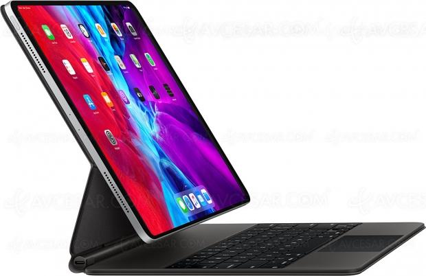 Nouveaux iPad Pro + Magic Keyboard : sur les pas de Microsoft Surface ?