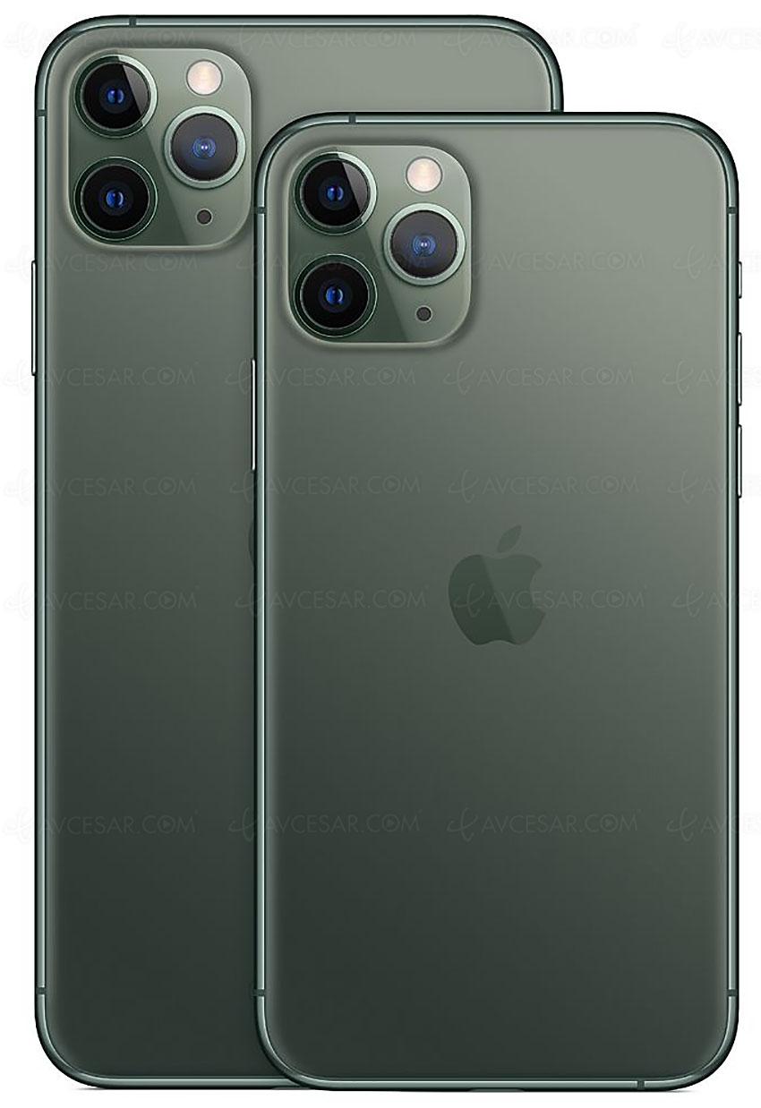 Gamme iPhone 2020 reportée à 2021