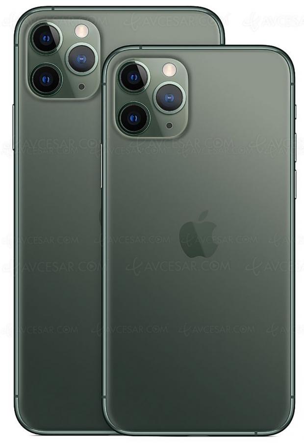 Gamme iPhone 2020 reportée à 2021 ?