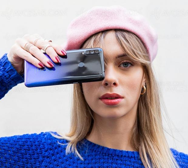 Smartphone Alcatel 3L (2020), bon prix bon œil