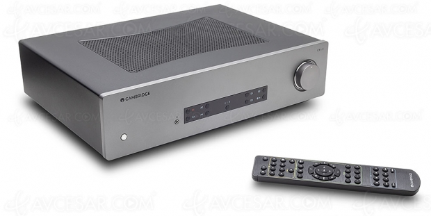 Amplificateur stéréo Cambridge Audio CXA81, Class AB, DSD et Bluetooth APT‑X