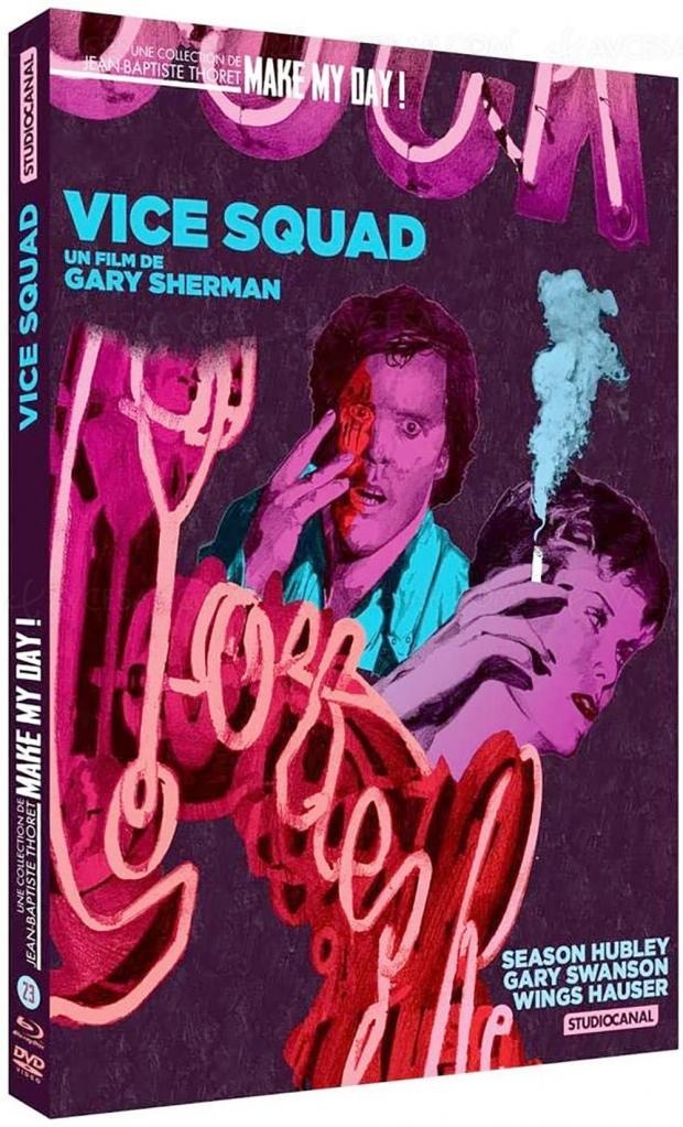 Vice Squad : une série B loin d'Hollywood signée Gary Sherman (aussi en VOD et digital)