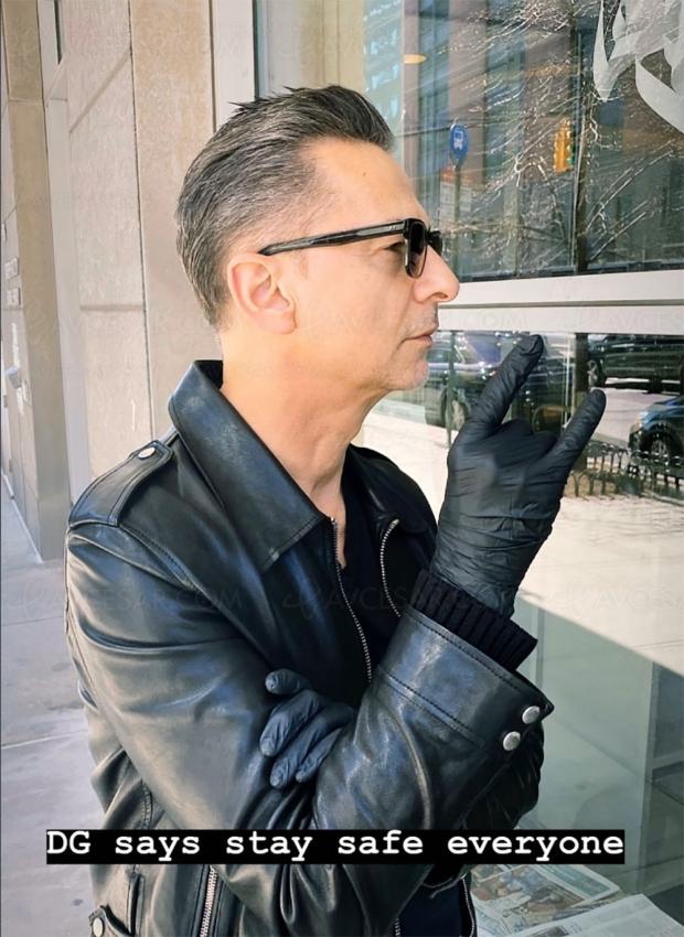 Live Spirits, le dernier Depeche Mode de nouveau repoussé à cet été