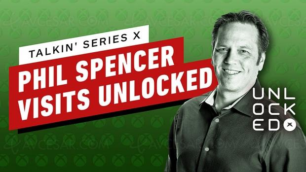 Xbox Series X : Phil Spencer confiant sur les performances, la date de sortie et le prix