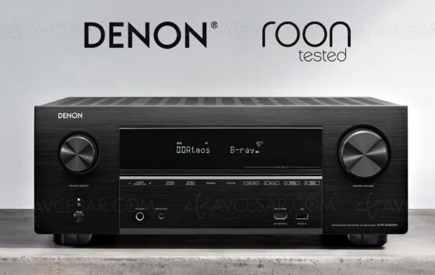 59 produits Denon et Marantz compatibles Roon