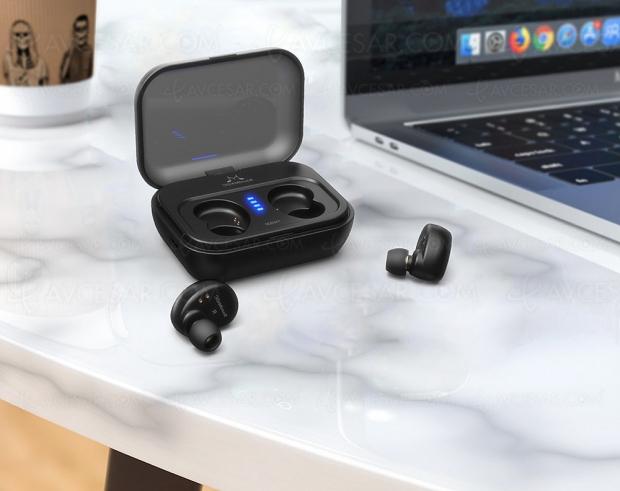 SoundMagic TWS30, écouteurs True Wireless premier prix