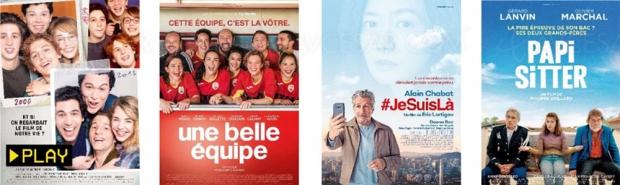 VOD anticipée pour 4 films « famille » Gaumont