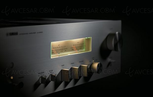Yamaha A-S1200, amplificateur Hi‑Fi de haute volée
