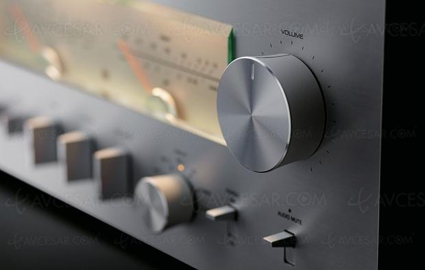 Yamaha A-S3200, amplificateur Hi‑Fi ultime avec double entrée XLR
