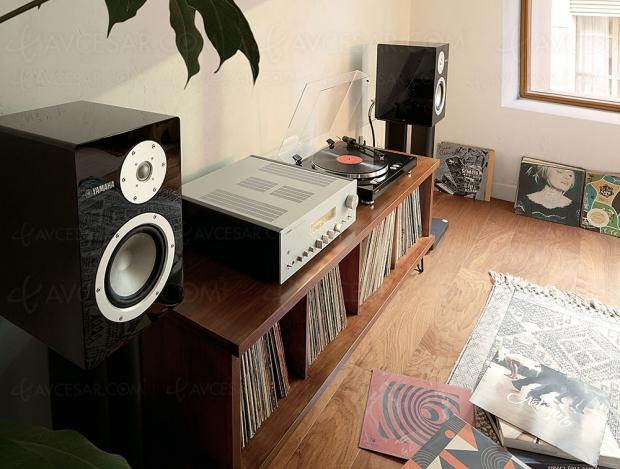 Yamaha NS‑3000, enceintes bibliothèque 2 voies Hi‑Fi