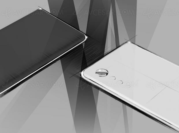 Nouveau design pour les smartphones LG avec le LG Velvet en tête
