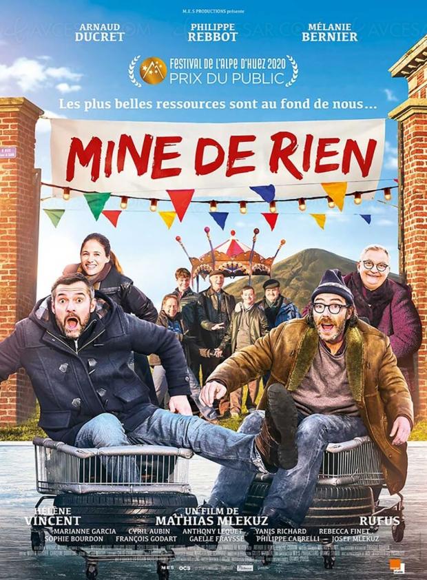 Mine de rien: Arnaud Ducret, mineur en reconversion (VOD)