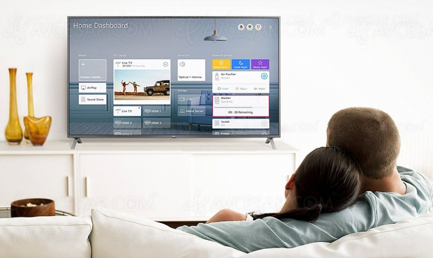 TV LED NanoCell Ultra HD LG NANO806, 49'', 55