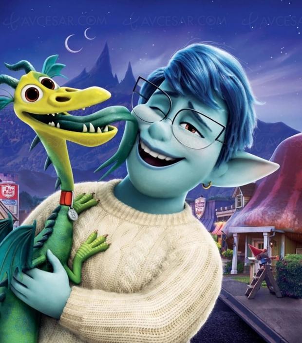 En avant: le nouveau Pixar disponible dès demain en digital, cet été en vidéo