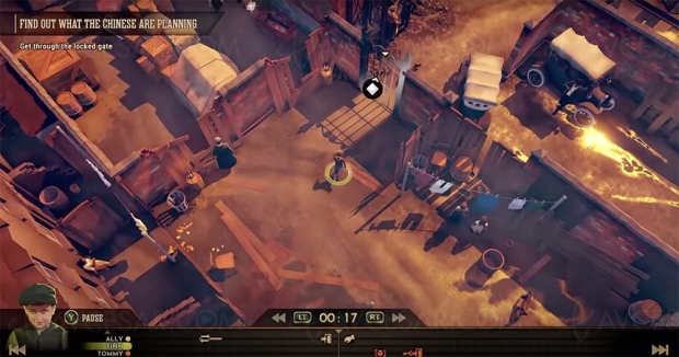 Peaky Blinders, bientôt le jeu vidéo (extrait)