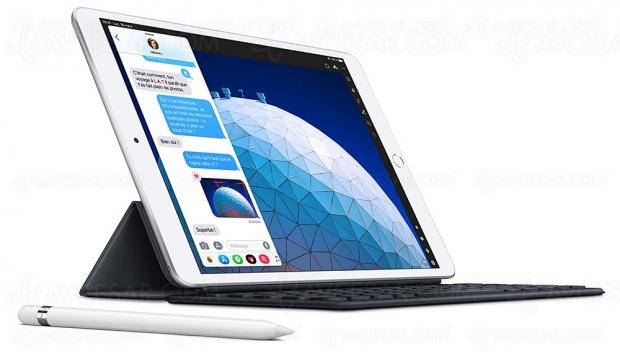 Marché tablette, Apple leader mondial 2019