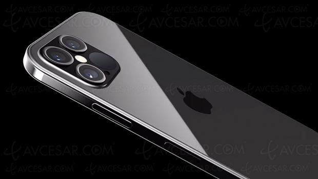 iPhone 12, retardé d'un mois pour cause de coronavirus