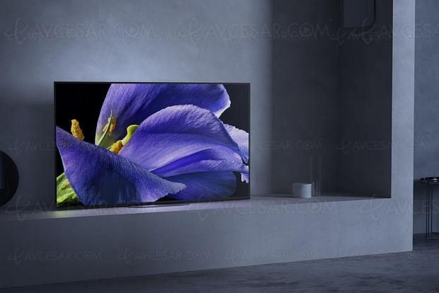 TV Oled Sony AG9, jusqu'à 1 500 € de remise immédiate pour les Sony Days
