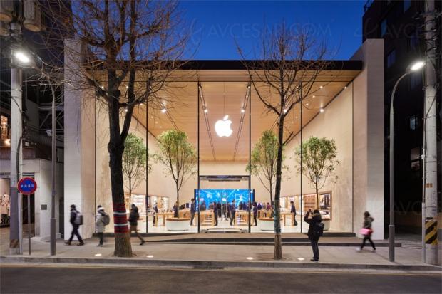 Les Apple Store rouvriront en mai (mais pas tous)
