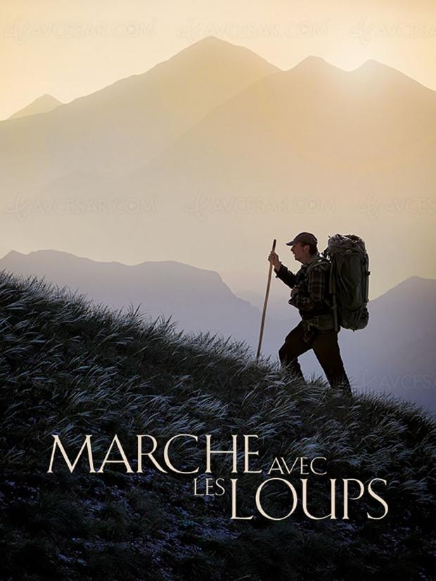 Marche avec les loups: le doc événement sort le 15mai en VOD
