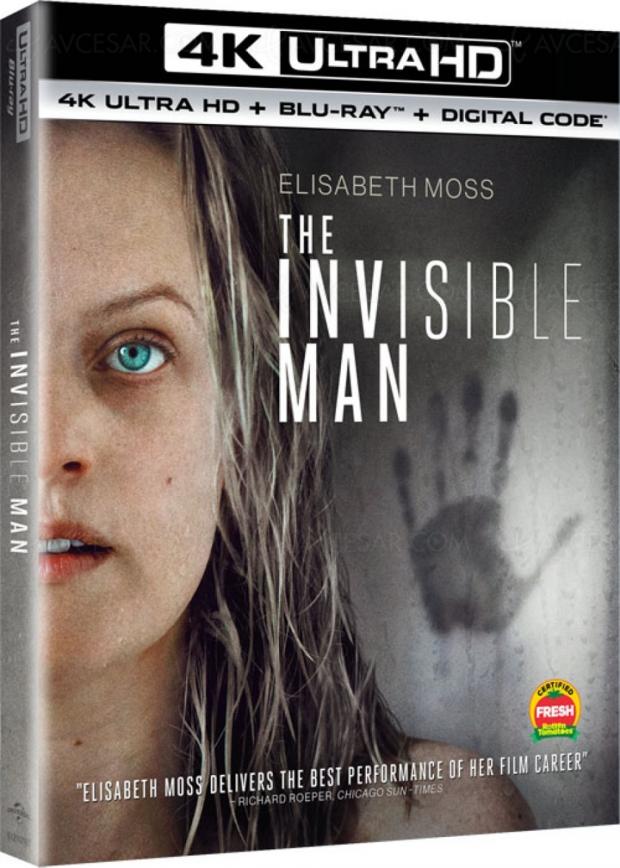 Invisible Man 4K Ultra HD le 24 juin, digital le 10 juin