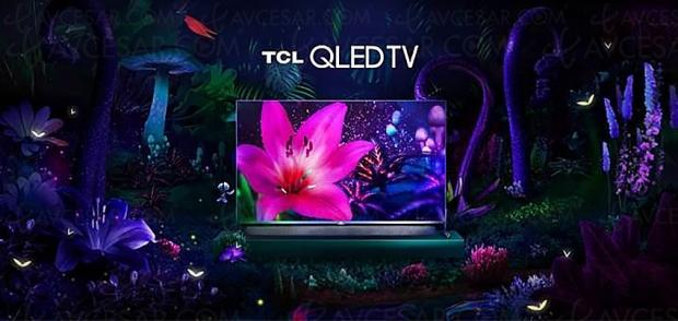 TV QLED Ultra HD 8K TCL X91 : mise à jour spécifications et prix indicatif