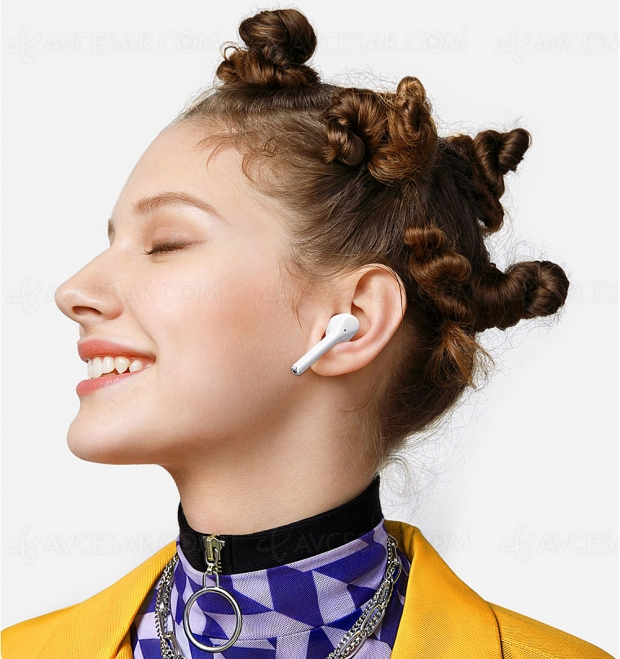Huawei FreeBuds 3i, nouveaux écouteurs True Wireless