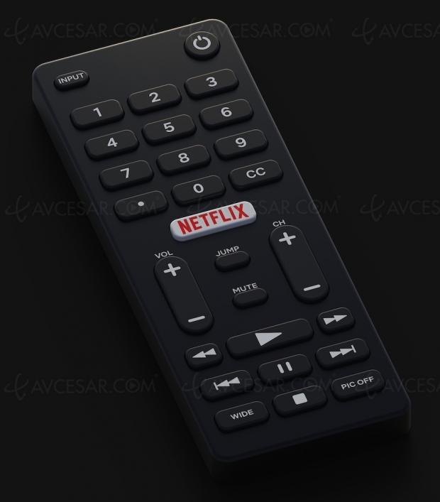 Votre nouveau téléviseur a‑t‑il le « label Netflix » ?