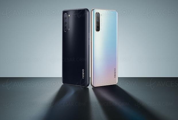 Smartphone Oppo Find X2 Lite, la 5G accessible