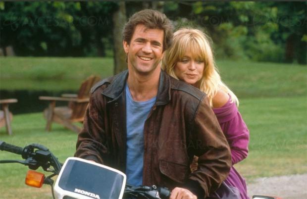 Mel Gibson et Goldie Hawn, entre cool et hystérie dans Comme un oiseau sur la branche