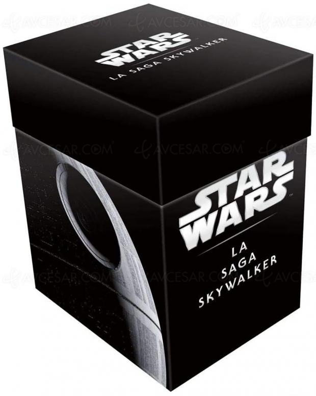 Star Wars L'ascension de Skywalker le 5 juin en 4K et en coffret Saga Skywalker