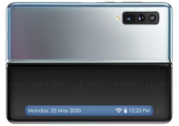 Prochains Samsung Galaxy Fold résistants à l'eau ?