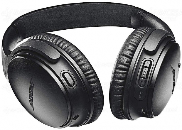 Soldes French Days, casque Bose QuietConfort 35 II à 229,99 €