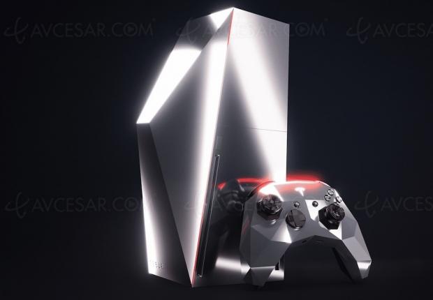 Tesla + Xbox = la console du (vieux) futur ?