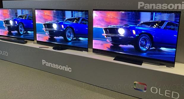 Panasonic quitte le marché TV canadien
