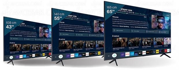 Offre Triple Play dématérialisée Bouygues Telecom, un Smart TV Samsung à la place d'une box TV