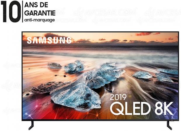 Soldes Boulanger TV UHD 8K Samsung QE75950R (75'') à 2 392 € soit 60% ou 3 598 € de remise