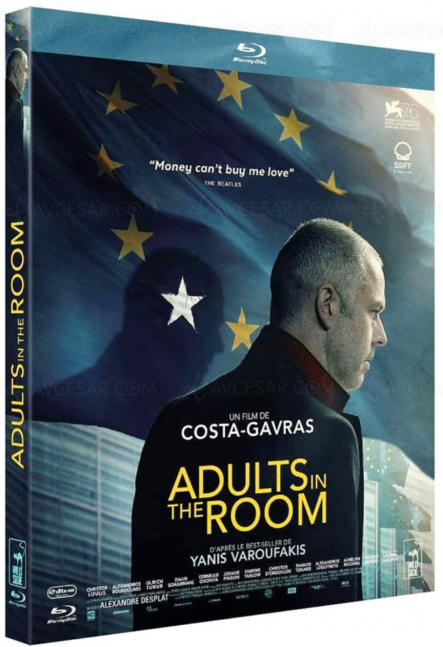 Adults in the Room : le thriller politique à huis clos de Costa‑Gavras