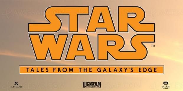 Star Wars : Tales from the Galaxy's Edge, nouveau jeu en réalité virtuelle