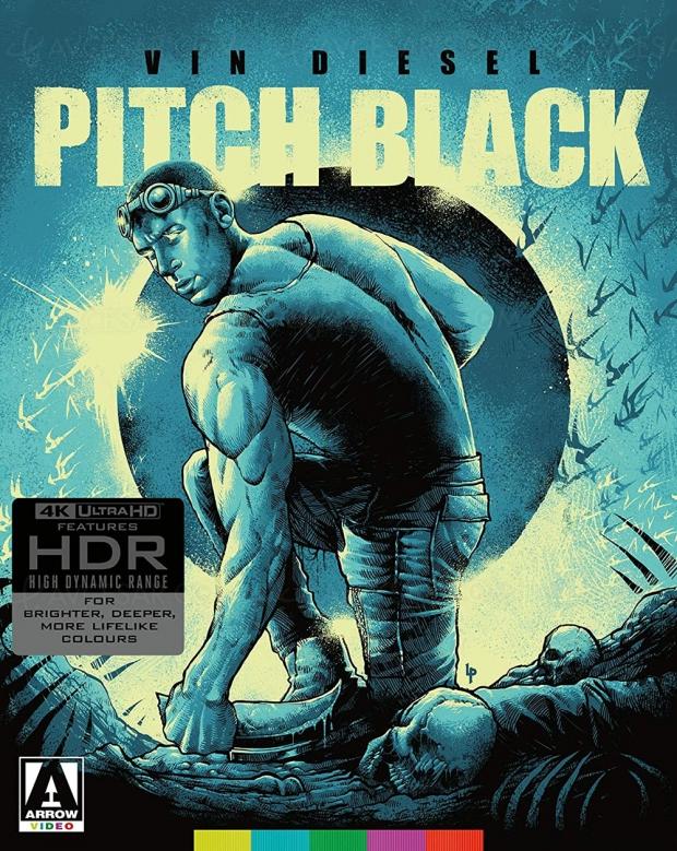 Pitch Black, pépite potentiellement explosive en 4K HDR Dolby Vision