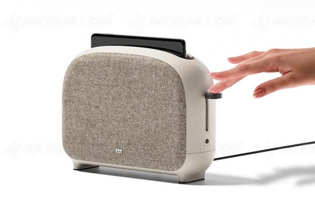 Désinfecter son smartphone… dans un grille‑pain !