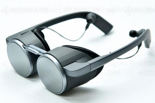 Lunettes réalité virtuelle 5G signées Panasonic en 2021