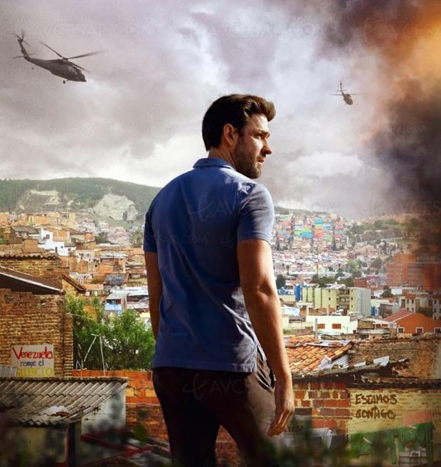Jack Ryan saison 2, en Blu-Ray et DVD le 26 août