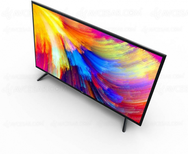 TV LED HD Ready Xiaomi Mi TV 4A32 (32'') Android TV 9 à 149,99 €