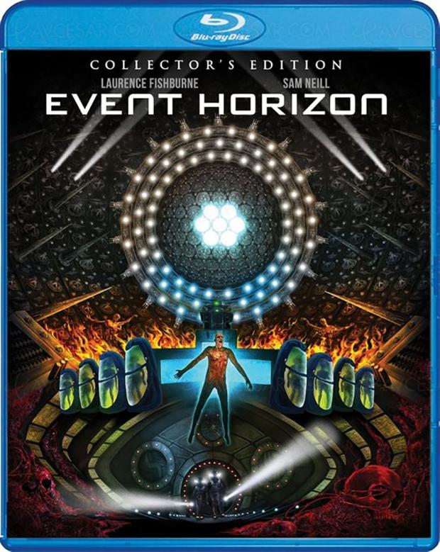 À la recherche des images perdues de Event Horizon pour un tout nouveau master 4K Blu-Ray 4K