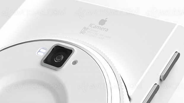 iCamera, et si Apple fabriquait des appareils photo ?