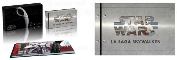 Coffret Star Wars 4K Ultra HD édition limitée de nouveau disponible, dépêchez‑vous