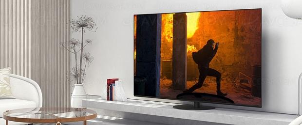 TV Oled Panasonic HZ980, 55'' et 65'' plus abordables annoncés pour la rentrée