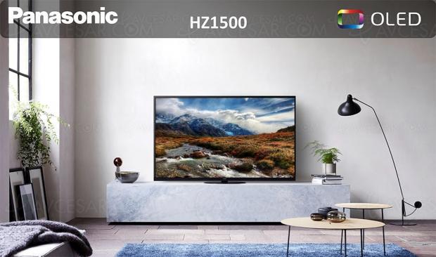 TV Oled Ultra HD 4K Panasonic HZ1500, mise à jour prix indicatifs